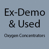 Ex-Demo / Used Oxygen Concentrators