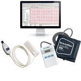 Welch Allyn CardioPerfect Bundle: ABPM7100 + SpiroPerfect