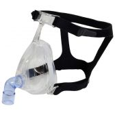 NIV Silicone Non-Vented Face Mask (Large)